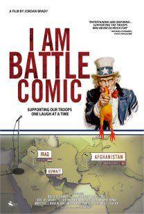 I Am Battle Comic Documentary