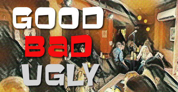 Comedy Club Bringer Shows – Good, Bad, And Ugly