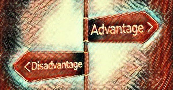 Advantage Or Disadvantage: Which Do You Prefer?
